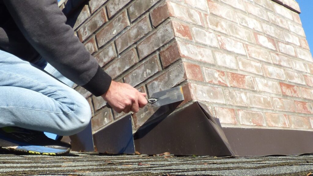 Chimney Deterioration - Top 7 Spring Roofing Problems