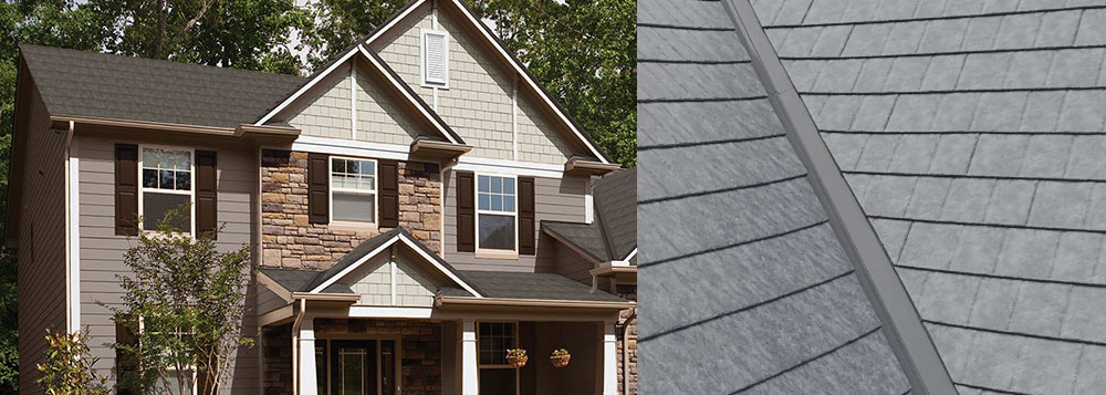 Weight of Metal and Slate Roofing