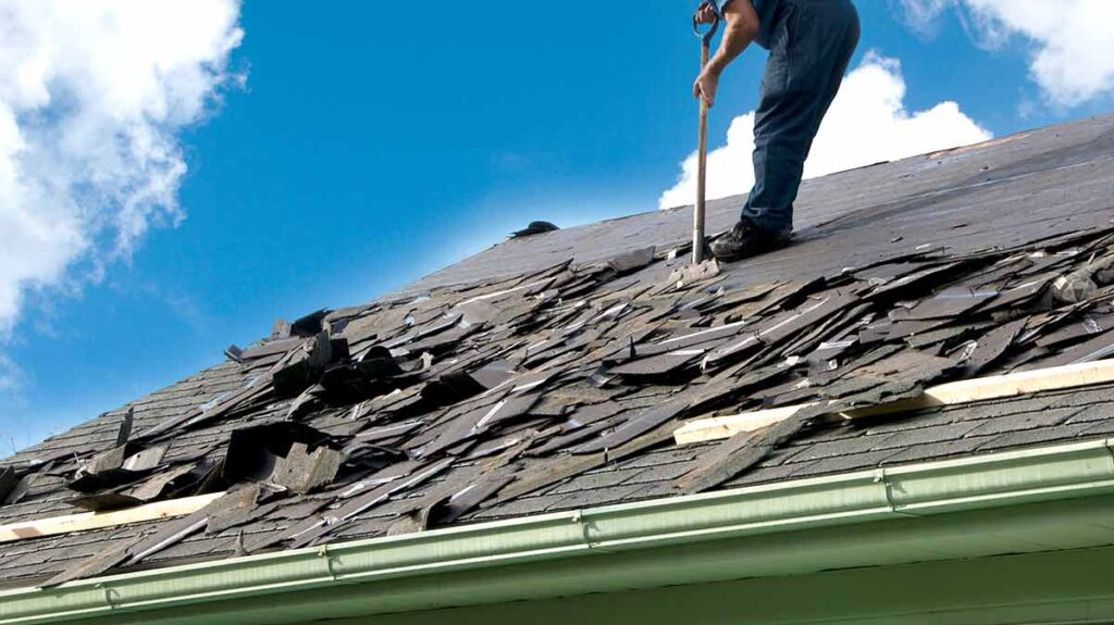 When You Need Roof Repair - Repair or Replace Your Roof
